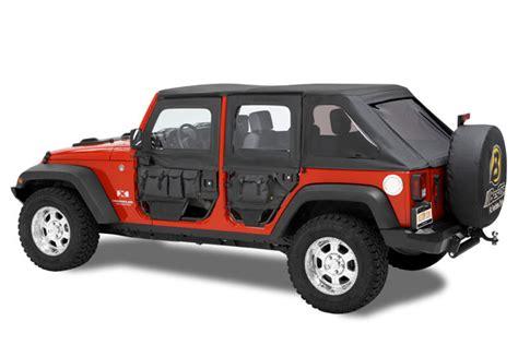 Jeep Doors Bestop Element Doors Bestop Lower Jeep Door Kits