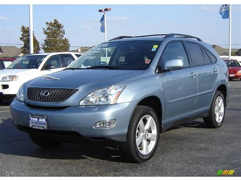 lexus blue color 2005 breakwater blue metallic lexus rx 330 awd 7062127