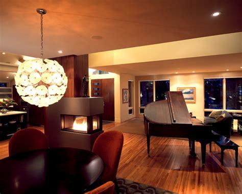 The Living Room Club Denver Country Club Mid Century Modern Modern Living Room