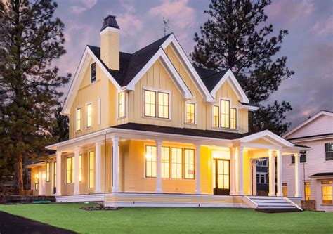 choosing modern farmhouse house plans modern house design