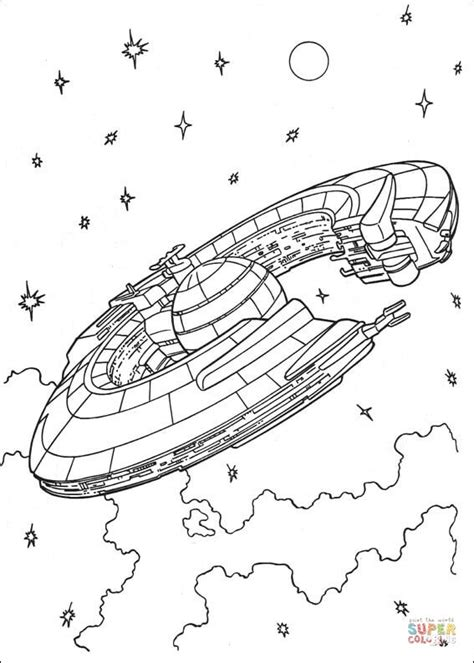 star wars droideka coloring page trade federation battleship coloring page free printable