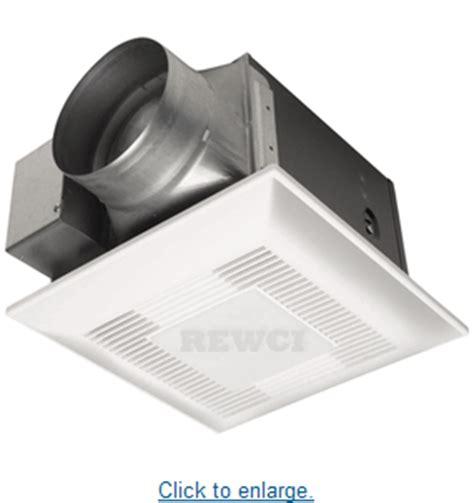 panasonic bathroom exhaust fan light panasonic fv 13vkl3 bathroom exhaust fan with dc motor light
