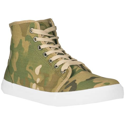 camo shoes mil tec mens army sneakers tactical trainers