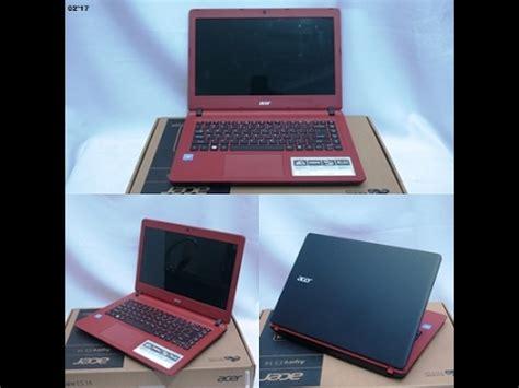 Notebook Acer Baru Dan Bekas harga acer aspire es1 432 murah indonesia priceprice