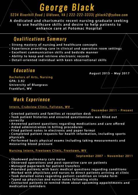 New Rn Resume by Nursing Resume Exles New Grad Talktomartyb