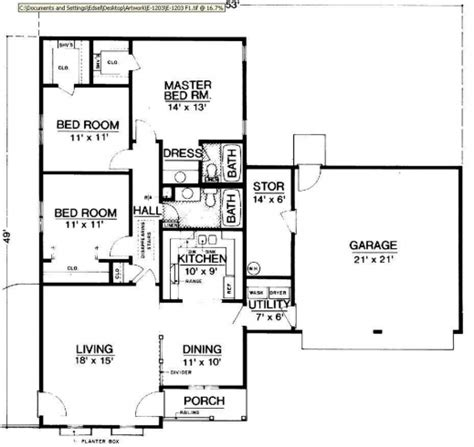 4 bedroom bungalow floor plans remarkable 4 bedroom bungalow house plans free bedroom