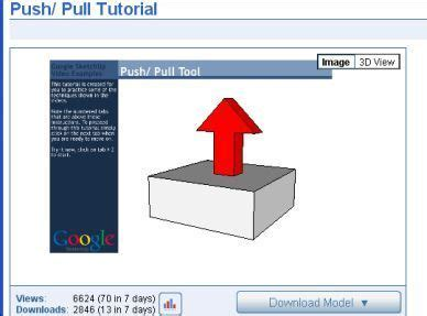 google sketchup self paced tutorial googlesketchupthornton licensed for non commercial use