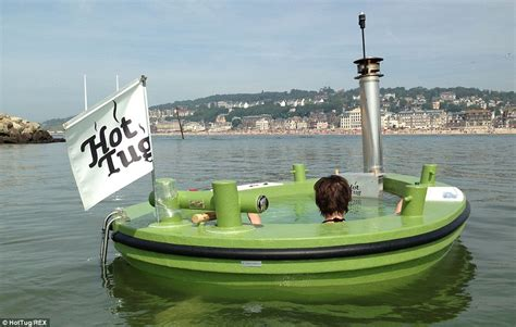boat pictures with captions hotel offers trips on the world s first floating hot tub