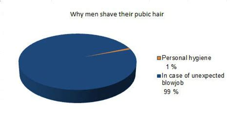 hygen and pubic hair why men shave their pubic hair personal hygiene 1 in