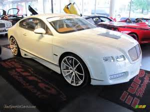 2006 Bentley Gt For Sale 2006 Bentley Continental Gt In Glacier White 033546