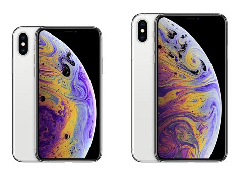 iphone xs  iphone xs max tech specs