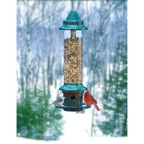 brome squirrel buster plus squirrel proof bird feeder ebay