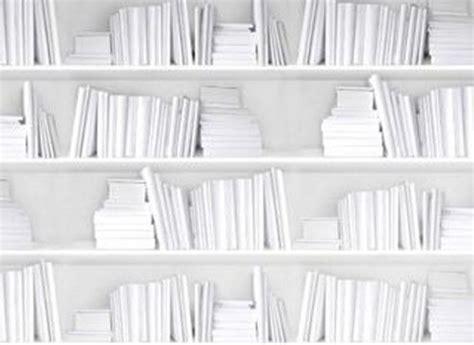 white bookcase wallpaper lookingblog bookshelf wallpaper by battaglia