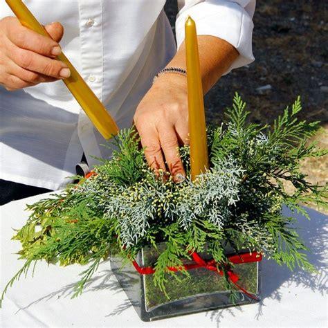 Preparare Il Natale by Preparare Il Centrotavola Di Natale Cose Di Casa