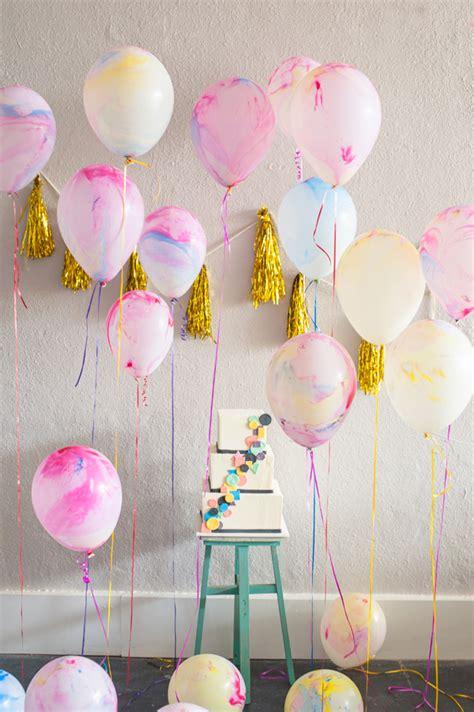 decorar con globos las fiestas de cumplea 241 os nosolobebes proyectos vivencias decoraci 243 n