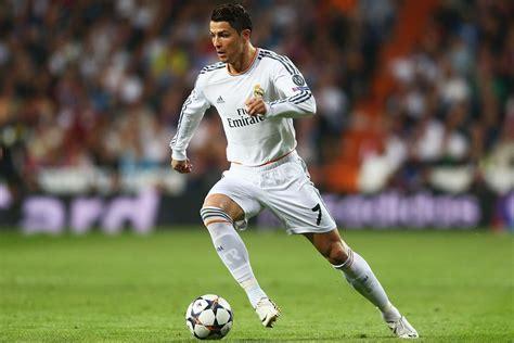 soccer play cristiano ronaldo biography