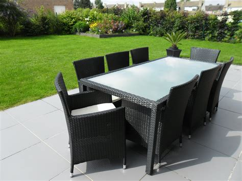 Table De Jardin Tresse Pas Cher