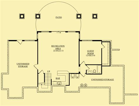 mountain view floor plans mountain view craftsman home architectural house plans