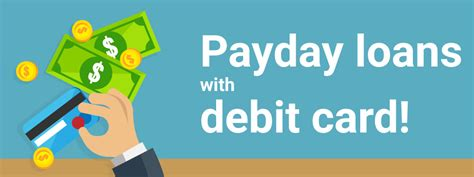 Payday Loans With Debit Card payday loans with a prepaid debit card moneyless org
