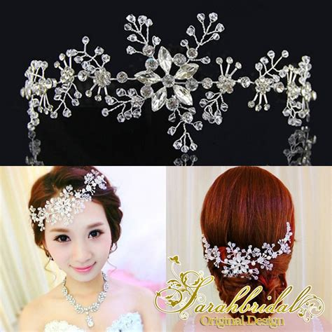 Vintage Bridal Hair Bands by Bridal Hair Band Vintage Headbands Tiara Wedding Jewlery