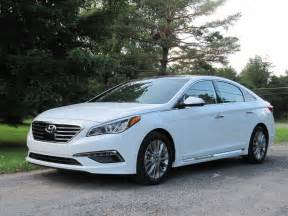 Hyundai Sonats 2015 Hyundai Sonata Gas Mileage Review Of New Mid Size Sedan