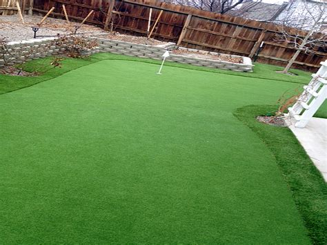 backyard putting green designs grass carpet allen texas artificial putting greens