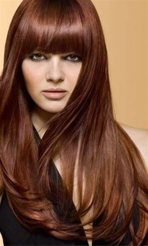 hairstyles with brown copper light brown stripes best copper ombre ideas on pinterest red highlights hair