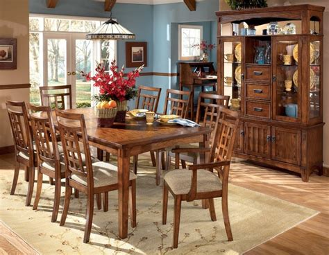 Island Dining Room Furniture Cross Island Dining Room Collection Country