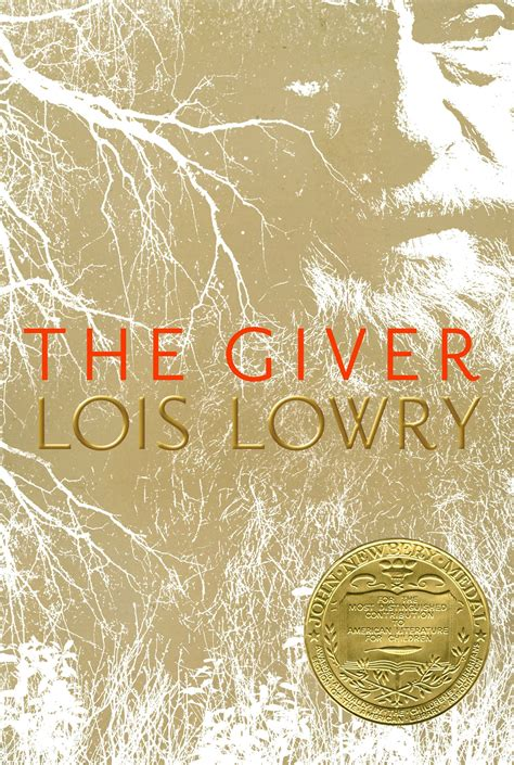 the giver picture book lecture preview giver author dislikes dystopian label