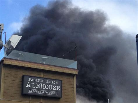 pb ale house popular pb ale house burns but no injuries reported times of san diego