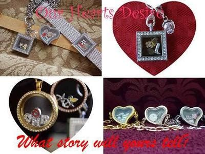 Companies Similar To Origami Owl - our hearts desire locket jewelry ashville alabama