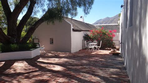 Luxury Self Catering Cottages by The Gem Luxury Self Catering Cottages Montagu
