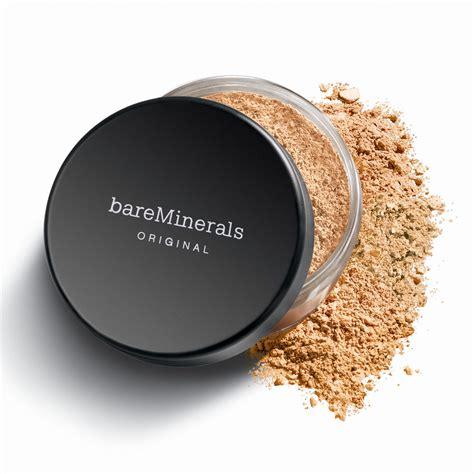 bare minerals powder the about bare minerals foundation be modish