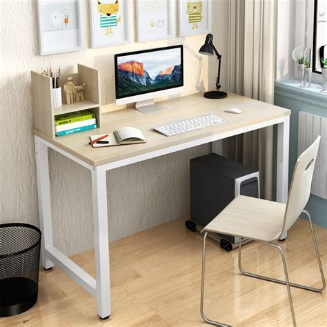 simple modern office desk portable computer desk home office furniture study writing table