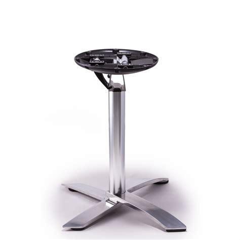 bondi aluminium folding table base bondi folding table