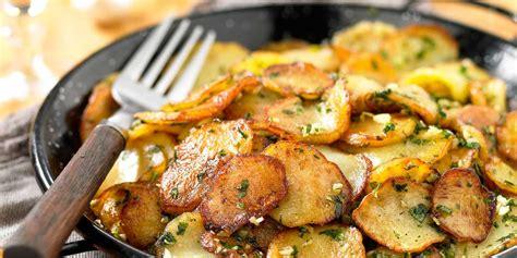 cuisine fran軋ise facile pommes de terre sarladaise facile et pas cher recette