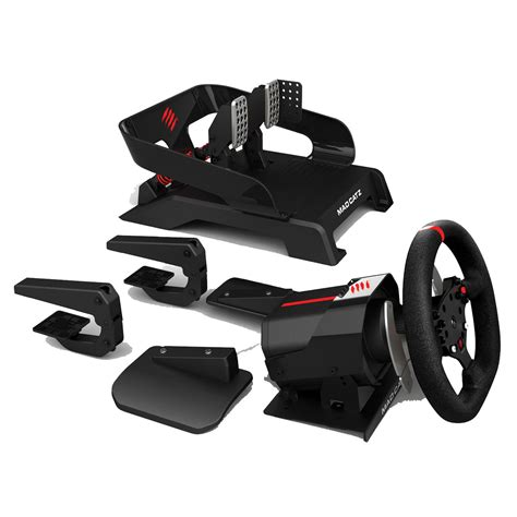 volante mad catz xbox one mad catz pro racing feedback accessoires xbox one
