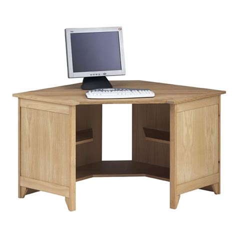 Corner Shelf Desk Corndell Nimbus Corner Desk With Desk Shelves At