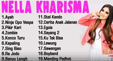 nella kharisma terbaru full album  mp  blog