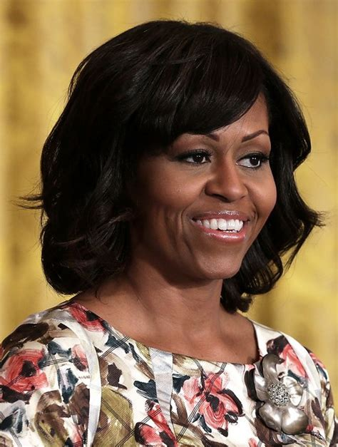 google michelle obama new hairstyle top 100 celebrity hairstyles for 2015 pretty designs us57