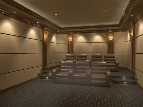 Home Theater Advante Acoustic Room Kit Pro Home Theater Noise