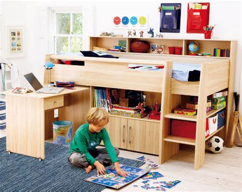 cabin beds for small bedrooms cabin bed for small rooms with desk for teenagers images 05 small room decorating ideas