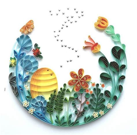 Paper Craft Quilling - top 25 best quilling ideas on paper
