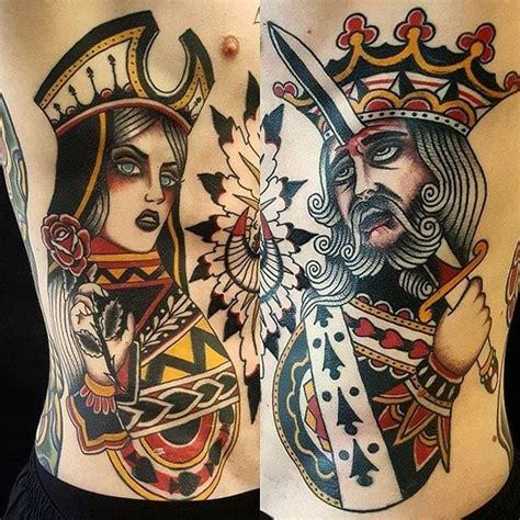 tattoo queen west facebook les 25 meilleures id 233 es de la cat 233 gorie king queen tattoo