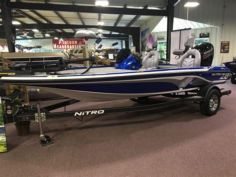 nitro bass boat dealership 2017 nitro z 18boat for sale