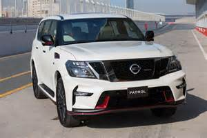 Nissan Patrol Gtr Nissan S Patrol Suv Gets Nismo Treatment With 428hp V8
