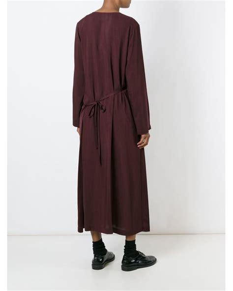 robe de chambre en comme des gar 231 ons robe de chambre dress in lyst