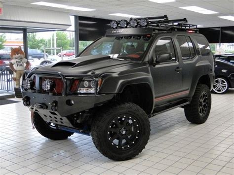 nissan xterra lifted off road 2010 nissan xterra off road 1 owner one of a kind lots