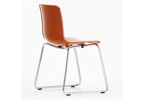 chaises vitra hal sledge chaise vitra milia shop