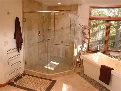 shower ideas elegant shower ideas for master bathroom homesfeed